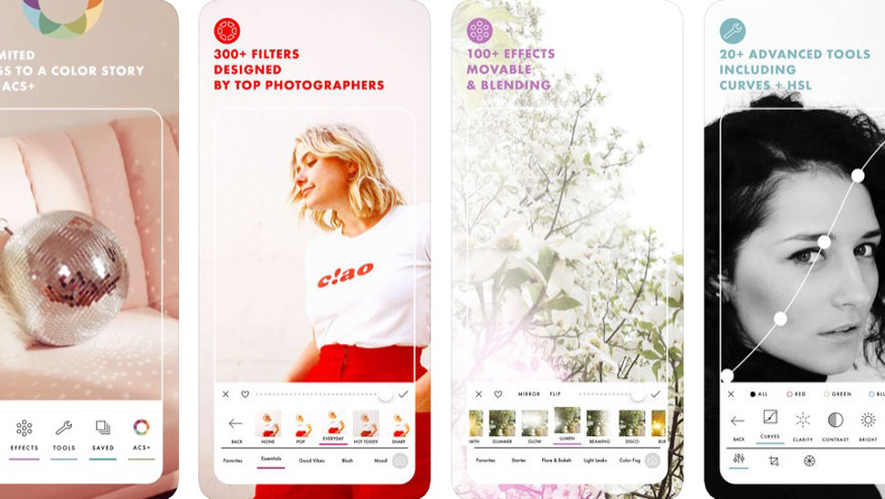10 Photo Editing Apps for Achieving an Aesthetic Instagram Feed