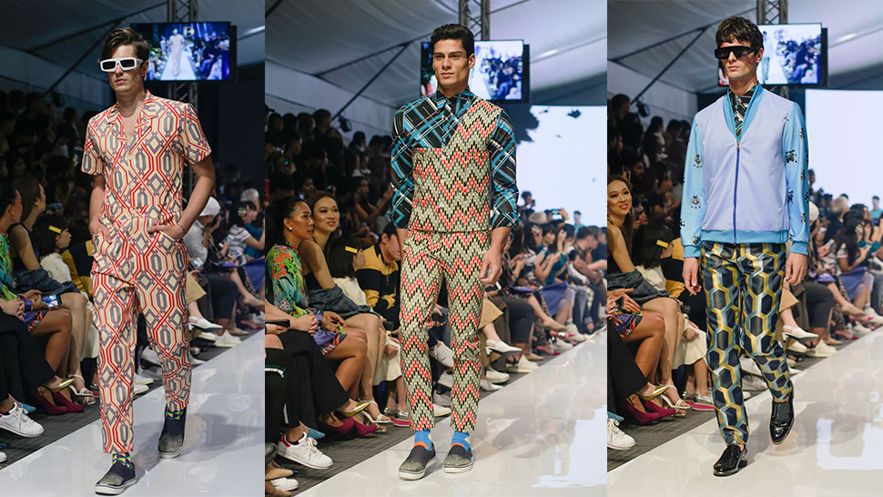 This Menswear Collection is Perfect if You Love Quirky Prints