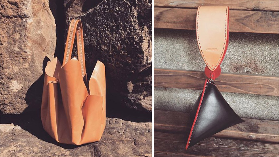 This Online Store Makes Quality Italian Leather Bags By Hand