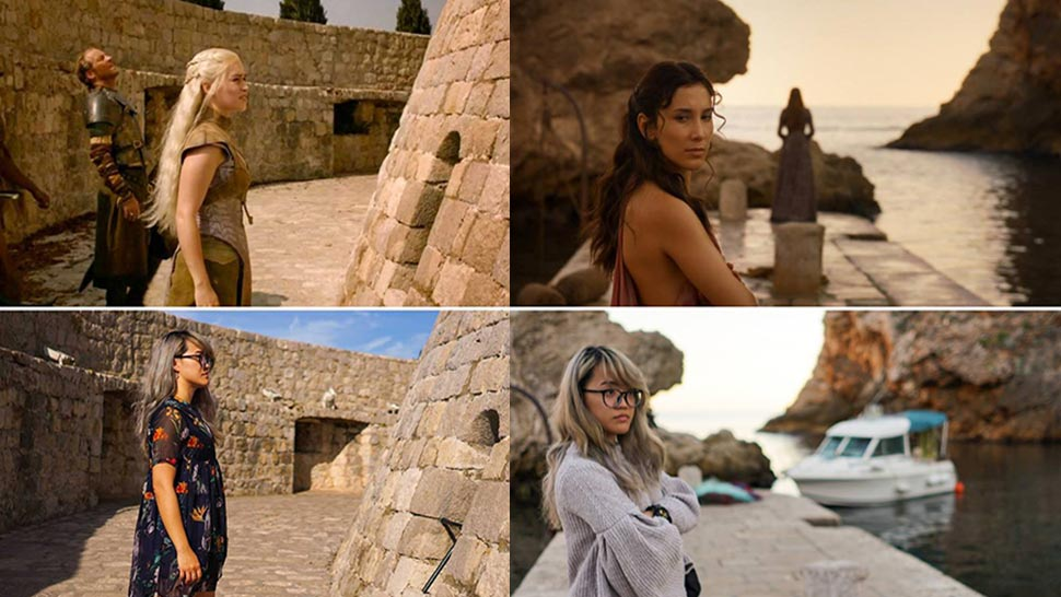 This Pinay Went Viral After Traveling to Game of Thrones Filming Locations
