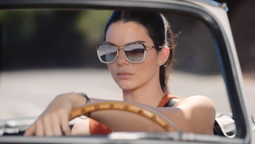 You Have to See Kendall Jenner in Longchamp's Newest Ad