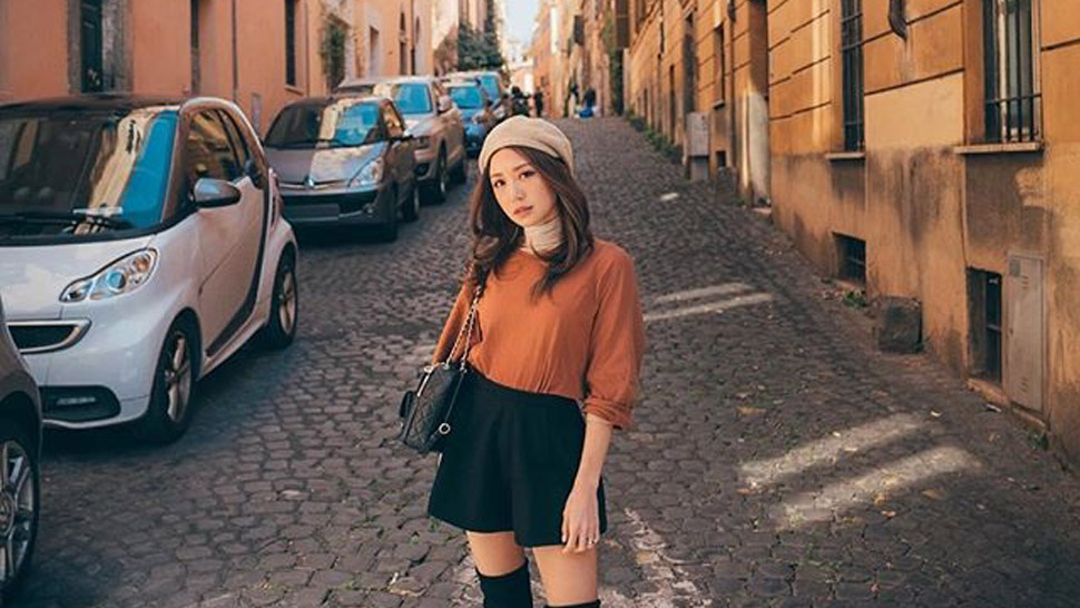 You'll Want To Follow Kryz Uy's Comprehensive Rome Itinerary