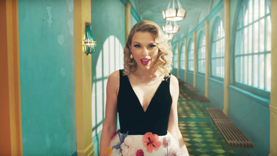 A Filipino Designer Made Taylor Swift's Dress In Her New Music Video