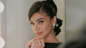 You Have To See Anne Curtis Channeling Audrey Hepburn At Famas 2019
