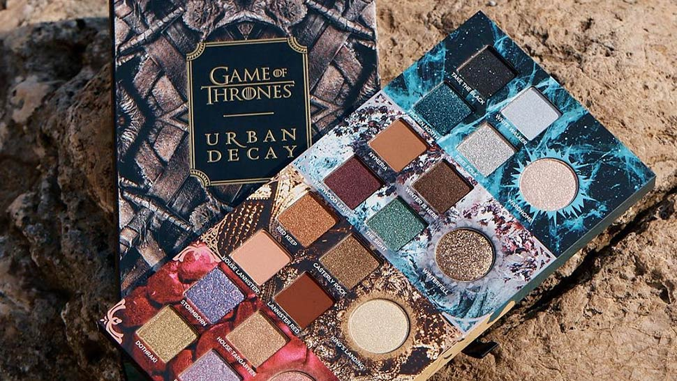 This Game Of Thrones Makeup Collection Is Now Available On Sephora.ph