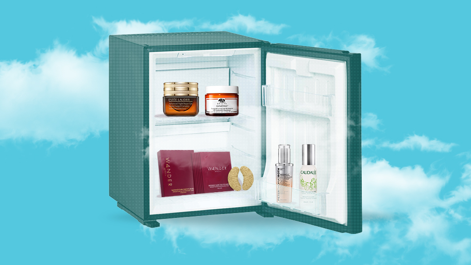 7 Skincare Products You Should Keep In Your Beauty Fridge