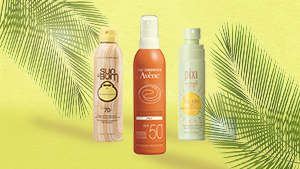 10 Lightweight Spray Sunscreens You Can Use All Year Long