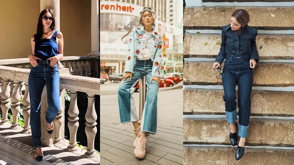 25 Cool Ways to Wear Double Denim