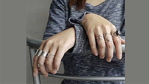 How I Made My Own Sterling Silver Ring And How You Can, Too