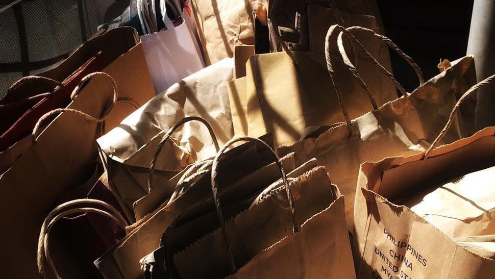 Here's Where to Donate Excess Brown Paper Bags for Recycling