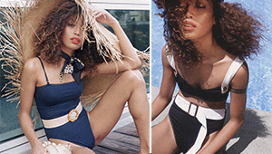 You'll Want These Vintage-designed Swimsuits For Your Next Beach Trip