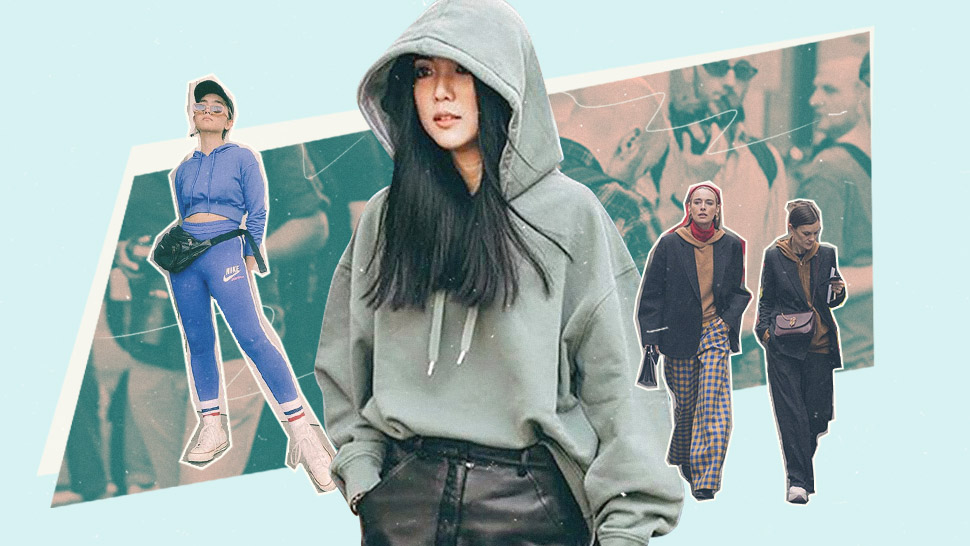All the Stylish Ways to Wear a Hoodie