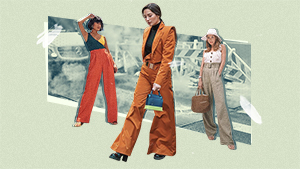How To Wear Palazzo Pants, According To Your Favorite Ig Influencers