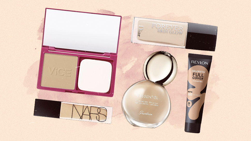 We Tried These Foundations to Test If They'll Survive the Summer Heat