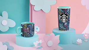 Starbucks' New Tumbler Collection Is Every Nature Lover's Dream
