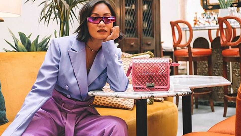 Laureen Uy's Non-boring Way To Style A Blazer Will Level Up Your Ootd