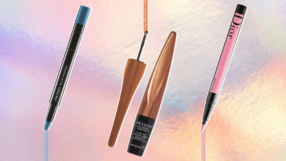 10 Colored Eyeliners That Will Upgrade Your Usual Cat Eye