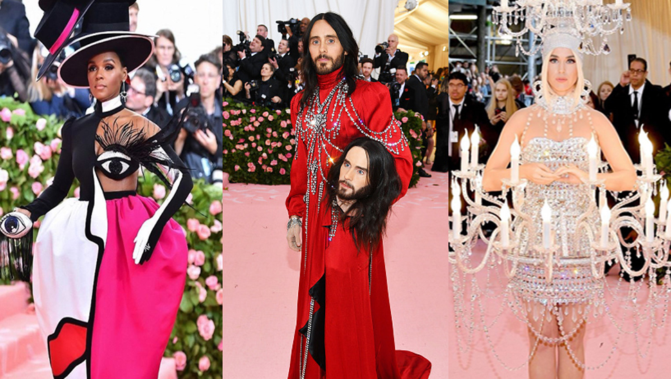 10 Craziest, Most Campy Outfits at the Met Gala 2019