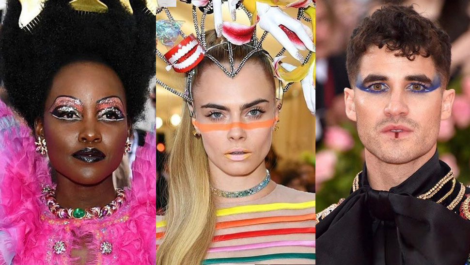 10 Most Outrageous Beauty Looks At The Met Gala 2019