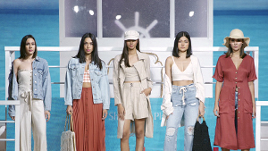 All The Fun, Retro Pieces From Shang's Summer Fashion Show We Want To Cop