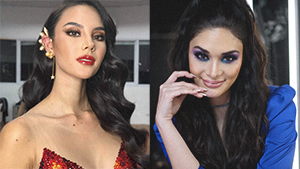 Pia Wurtzbach And Catriona Gray Are Teaming Up For A Good Cause