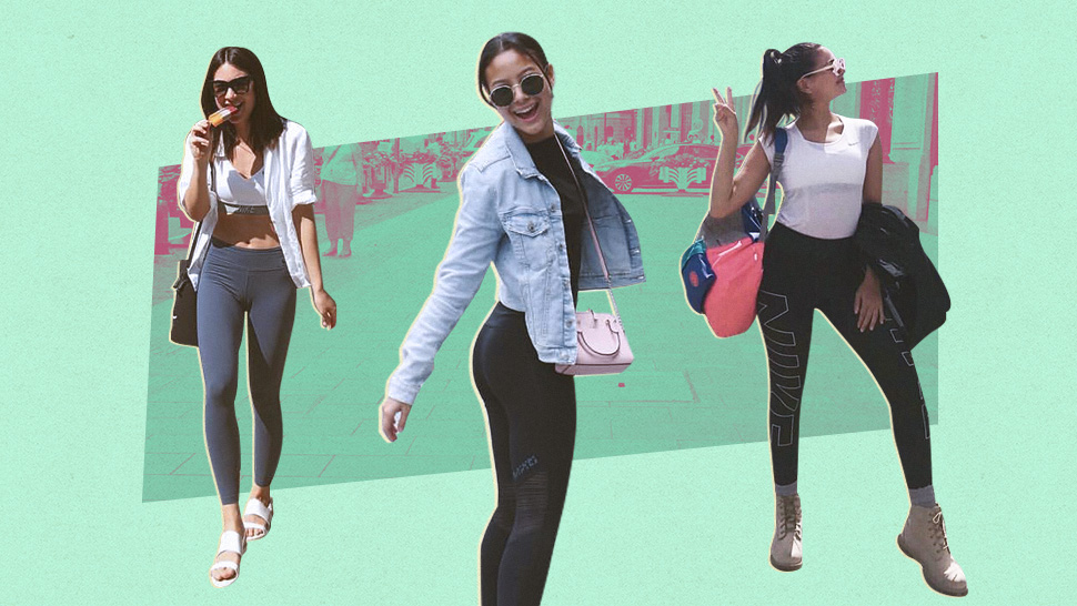9 Ways to Wear Leggings