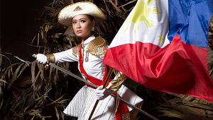 You Have To See The National Costumes At Binibining Pilipinas 2019