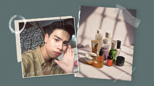 This Male Skincare Blogger Reveals What He Uses For Clear, Glowing Skin