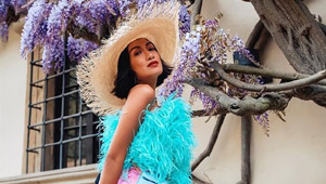 10 Ways To Style A Straw Hat In The City