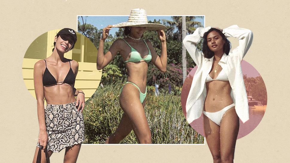 12 Ways To Wear A Triangle Bikini