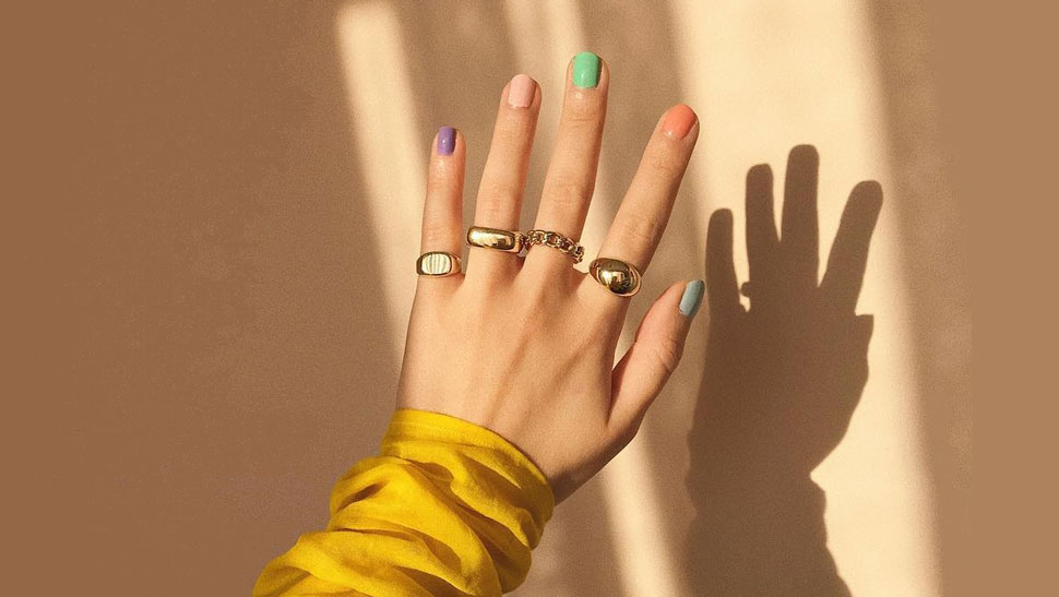 This Is The New Nail Trend That's Taking Over Instagram