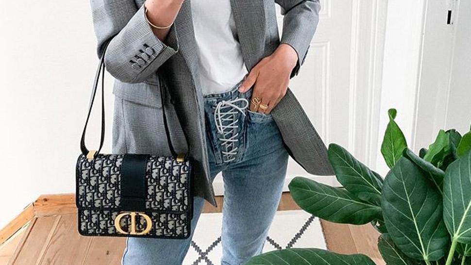Meet Dior's Newest It Bag That's Been Taking Over Our Instagram Feeds