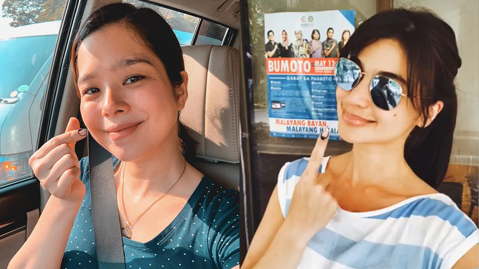 The Local Celebrities Who Proudly Exercised Their Right to Vote