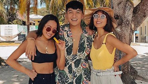 We're Obsessed With The Uy Siblings' Vacation Photos In Bohol