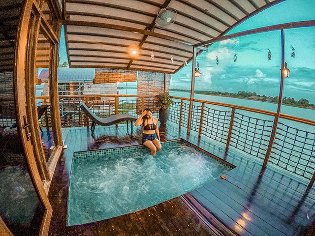 San Rafael River Adventure Offers A Bali-inspired Scenic