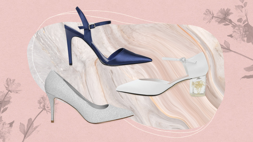 20 Budget-friendly Wedding Shoes For Your Romantic Walk Down The Aisle