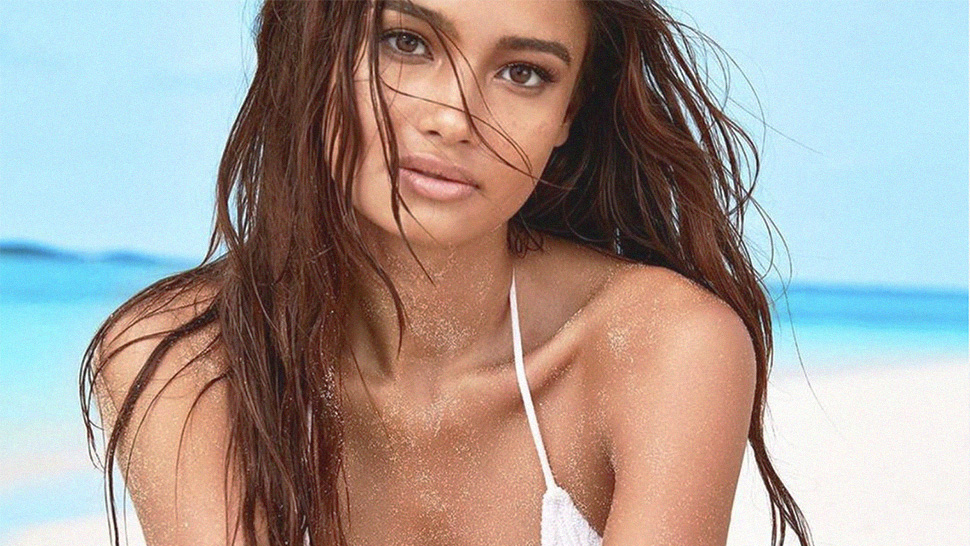 Kelsey Merritt's Sports Illustrated Cover Was Shot By A Pinay Photographer