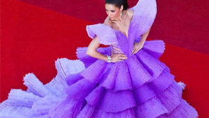 These Michael Cinco Gowns Turned Heads At The Cannes Film Festival 2019