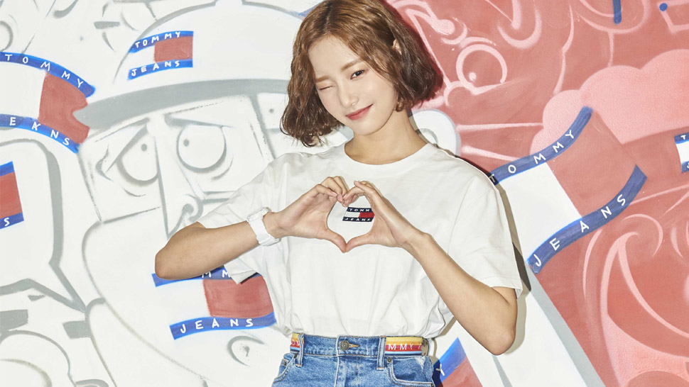 These Korean Stars Turned Heads In Their Tommy Hilfiger Ootds