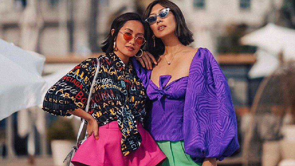 We're Obsessed With Liz And Laureen Uy's Ootds At Cannes 2019