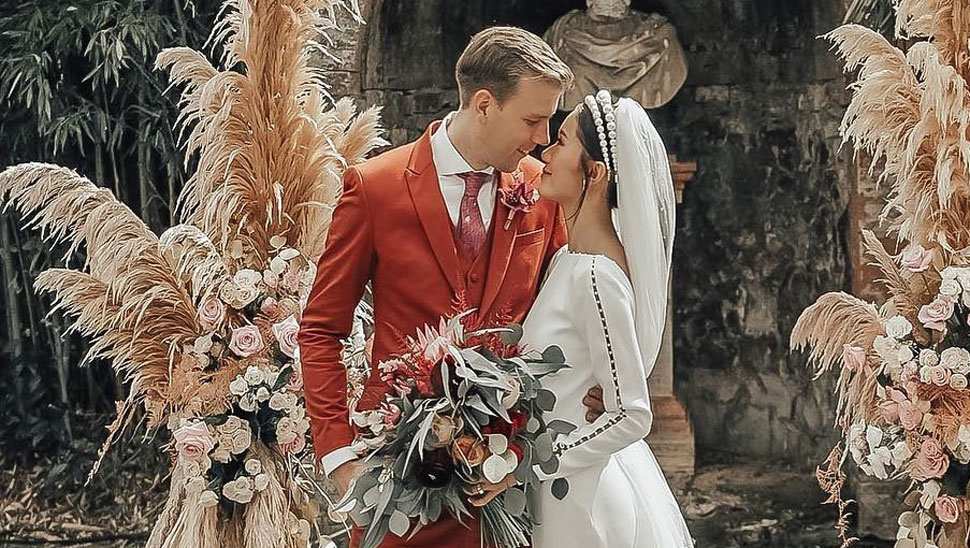 Camille Co and Joni Koro's Modern Fairytale Wedding Video Is Here