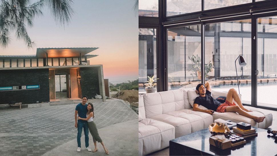 You Have to See Kryz Uy and Slater Young's Modern Mansion in Cebu