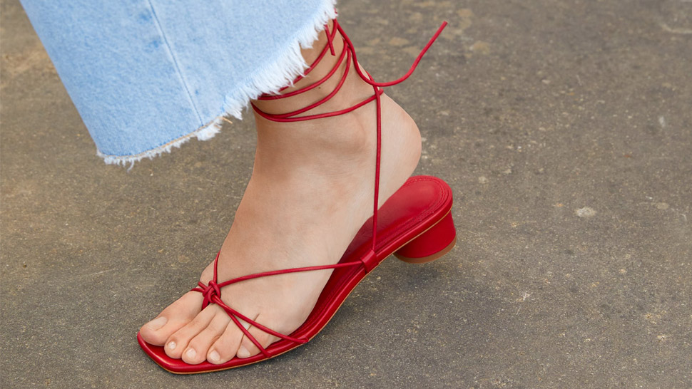10 Strappy Low-heeled Sandals You Can Wear Even After Summer Ends