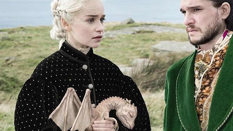You Have to See the Game of Thrones Cast Dressed in Runway Pieces