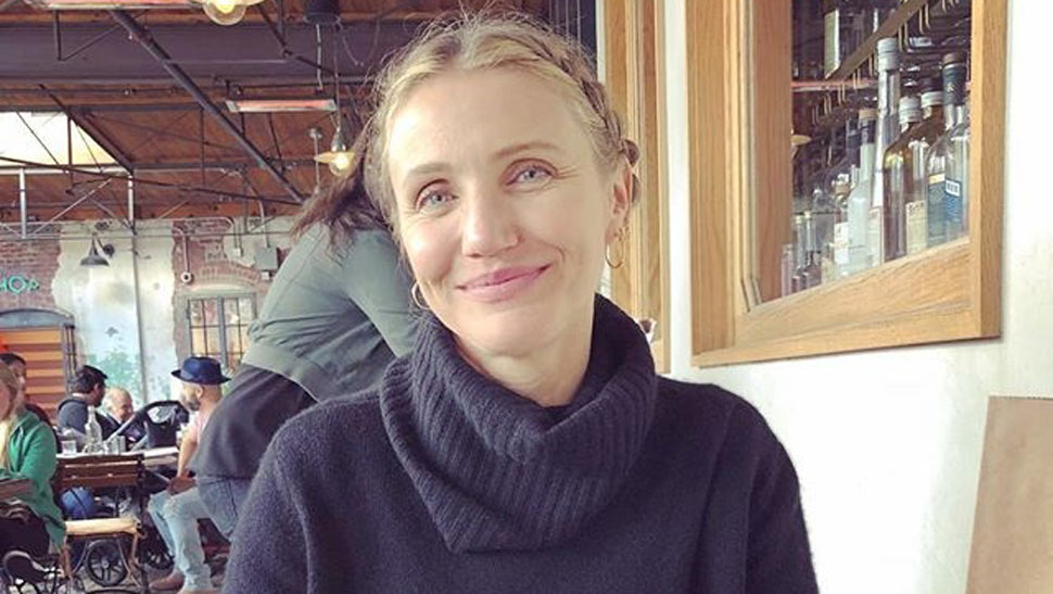 Hollywood Actress Cameron Diaz Was Reportedly Spotted in El Nido