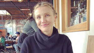 Hollywood Actress Cameron Diaz Was Spotted In El Nido, Palawan