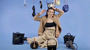 You'll Be Amazed By This 22-year-old Blogger's Designer Bag Collection
