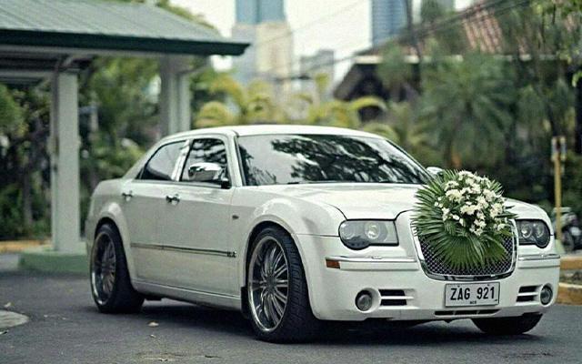 Wedding Car Rental Philippines
