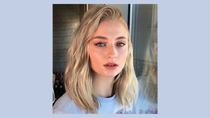 Sophie Turner Just Got Bangs And She's Almost Unrecognizable