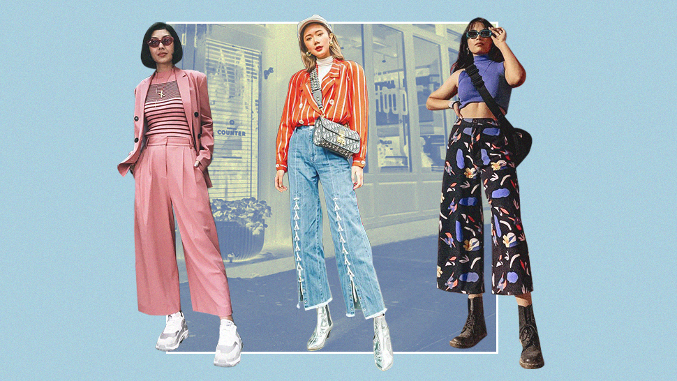 12 Incredibly Easy and Stylish Ways to Wear Culottes
